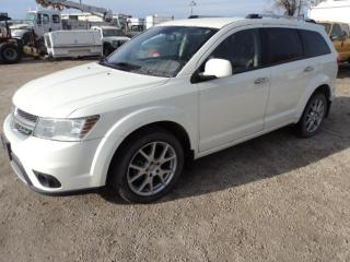 Used 2011 Dodge Journey for sale in Winnipeg, MB
