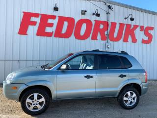 Used 2008 Hyundai Tucson GL for sale in Headingley, MB
