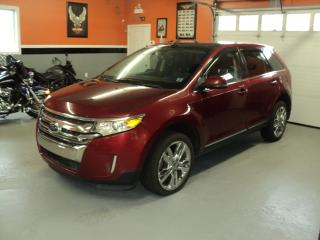 Used 2013 Ford Edge Limited for sale in Truro, NS