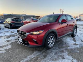 Used 2019 Mazda CX-3 GS Auto AWD *Bluetooth*Heated Seats*Back-Up Cam* for sale in Brandon, MB