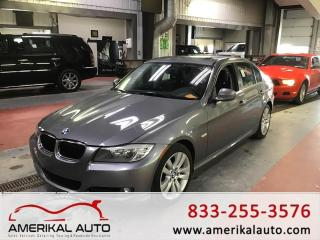 Used 2011 BMW 3 Series 323i for sale in Winnipeg, MB