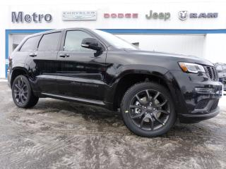 New 2021 Jeep Grand Cherokee High Altitude for sale in Ottawa, ON
