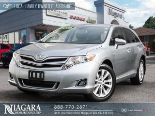 Used 2016 Toyota Venza Base | LEASE BUYOUT for sale in Niagara Falls, ON