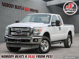 Used 2014 Ford F-250 4WD Supercab 142  XLT for sale in Mississauga, ON