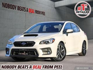 Used 2018 Subaru WRX SPORT for sale in Mississauga, ON