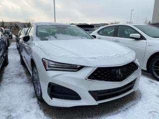 New 2021 Acura TLX Base for sale in Maple, ON