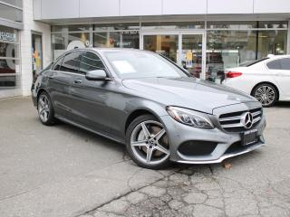 Used 2017 Mercedes-Benz C-Class C300 Premium Fully Loaded for sale in Surrey, BC