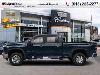 New 2021 Chevrolet Silverado 2500 HD High Country for sale in Ottawa, ON