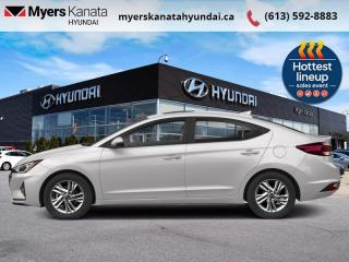 New 2020 Hyundai Elantra Preferred w/Sun & Safety Package IVT  - $145 B/W for sale in Kanata, ON
