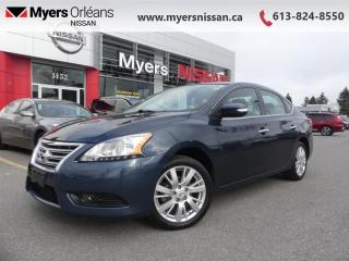 Used 2014 Nissan Sentra SL  - Sunroof -  Navigation - $86 B/W for sale in Orleans, ON