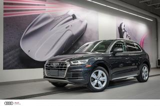 Used 2018 Audi Q5 TECHNIK - 2.0 TFSI - QUATTRO AWD for sale in Sherbrooke, QC