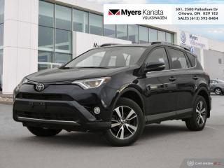 Used 2018 Toyota RAV4 AWD XLE  - Sunroof -  Power Tailgate for sale in Kanata, ON