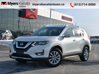 Used 2017 Nissan Rogue SV  - Heated Seats -  Remote Start - $146 B/W for sale in Kanata, ON