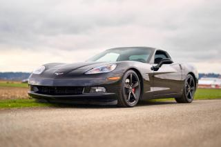 Used 2008 Chevrolet Corvette *REMOVABLE CONVERTIBLE TOP*  *LEATHER* *BACK UP CAMERA* * for sale in Surrey, BC