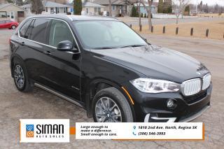 Used 2015 BMW X5 xDrive35d DIESEL for sale in Regina, SK