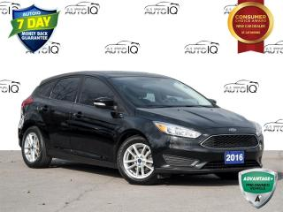 Used 2016 Ford Focus SE REMOTE STARTER | HEATED STEERING WHEEL | CLEAN CARFAX for sale in St Catharines, ON