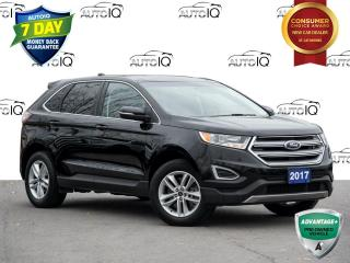 Used 2017 Ford Edge SEL NAVIGATION SYSTEM   REMOTE STARTER  CLEAN CARFAX for sale in St Catharines, ON