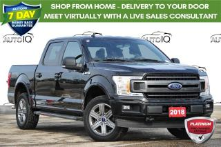Used 2018 Ford F-150 XLT 302A | SPORT | 5.0L V8 | NAV | LEATHER for sale in Kitchener, ON