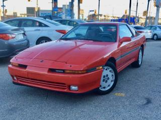 Used 1989 Toyota Supra for sale in Toronto, ON