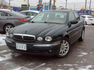Used 2002 Jaguar X-Type 2.5 for sale in Toronto, ON