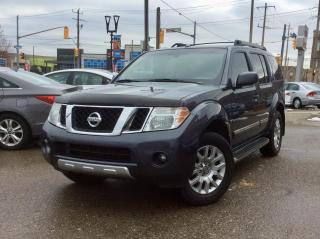 Used 2012 Nissan Pathfinder LE for sale in Toronto, ON