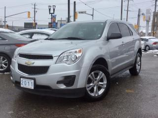 Used 2011 Chevrolet Equinox LS for sale in Toronto, ON