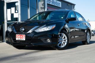 Used 2016 Nissan Altima BACKUP CAM POWERED SEATS START STOP BUTTON CLEAN for sale in Chatham, ON
