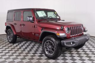 New 2021 Jeep Wrangler Unlimited Sport 4X4 WINTER SALES EVENT ON NOW for sale in Huntsville, ON