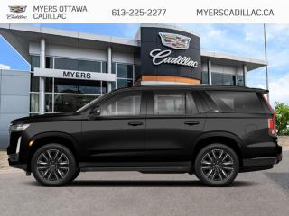 New 2021 Cadillac Escalade - Sunroof - Power Liftgate for sale in Ottawa, ON
