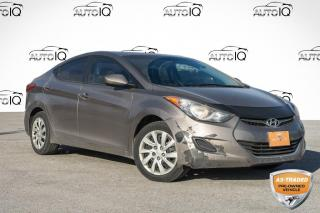 Used 2011 Hyundai Elantra for sale in Barrie, ON