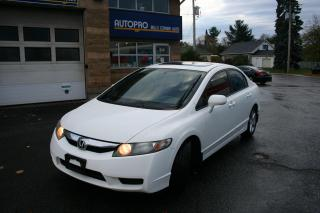 Used 2010 Honda Civic Sport for sale in Nepean, ON