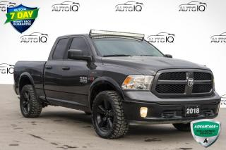 Used 2018 RAM 1500 SLT QUAD CAB OUTDOORSMAN for sale in Innisfil, ON