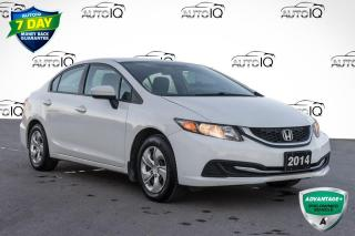 Used 2014 Honda Civic LX for sale in Innisfil, ON
