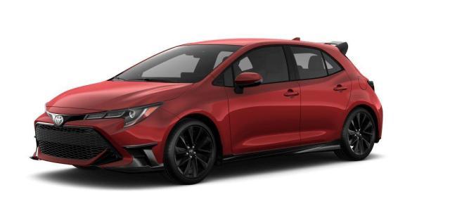 2021 Toyota Corolla special edition