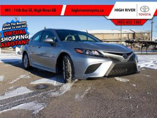 Used 2018 Toyota Camry SE    FWD for sale in High River, AB