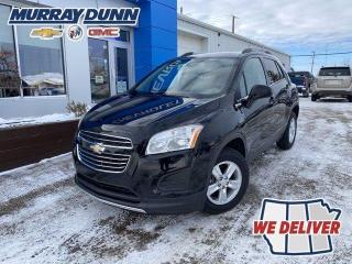 Used 2016 Chevrolet Trax *REMOTE START*CAMERA*TRADED* LT for sale in Nipawin, SK