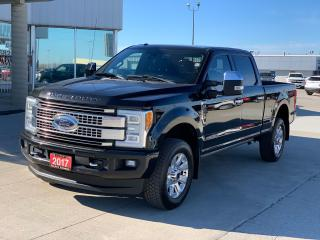 Used 2017 Ford F-250 Platinum for sale in Tilbury, ON