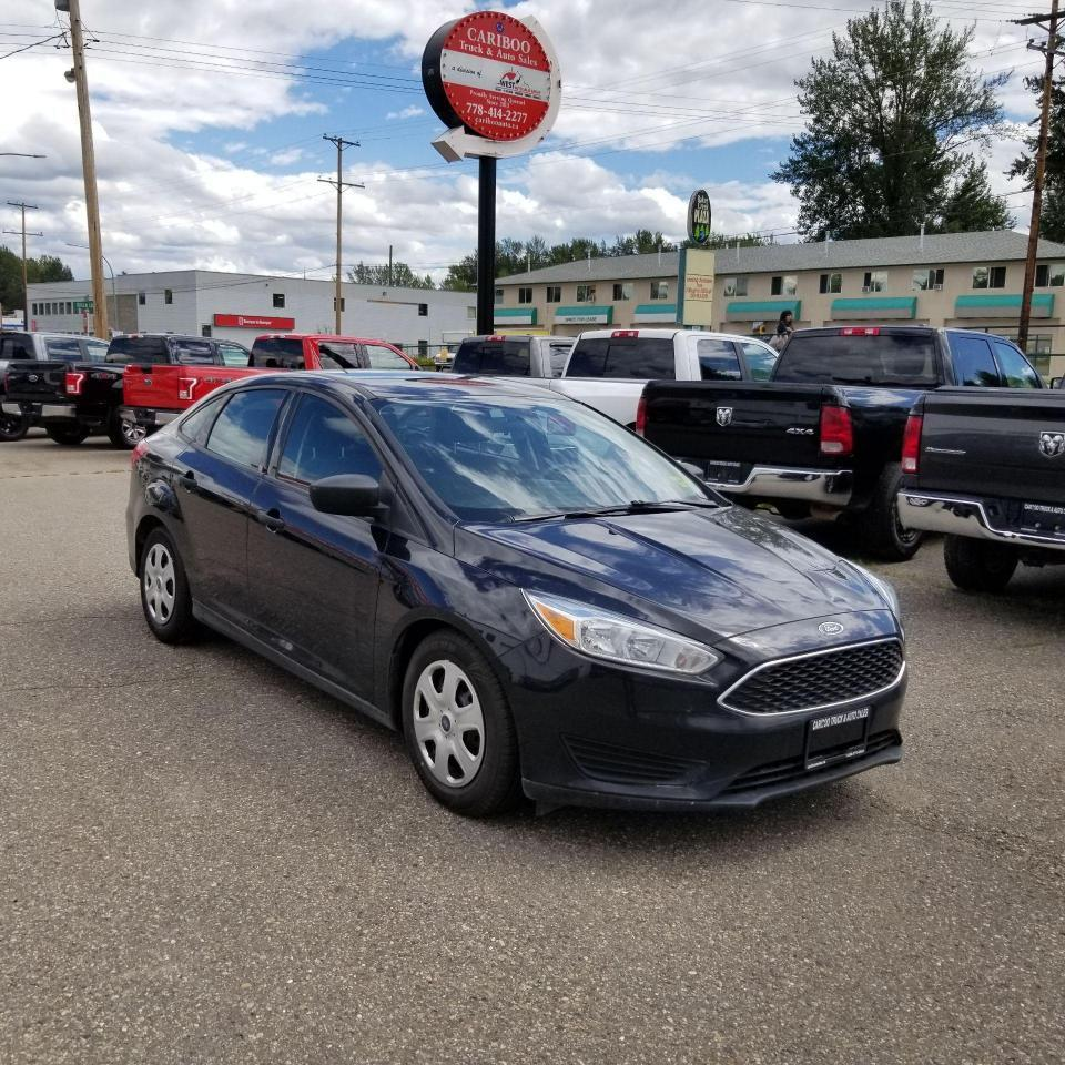 2015 Ford Focus S