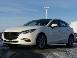 Used 2017 Mazda MAZDA3 Sport GT TOIT OUVRANT for sale in St-Georges, QC