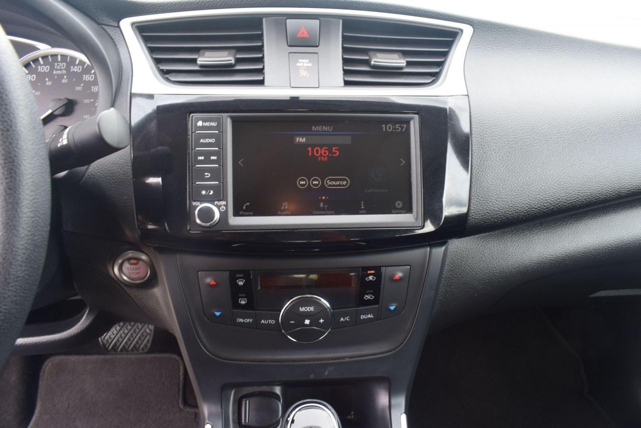 2019 Nissan Sentra S/SV/SR/SL