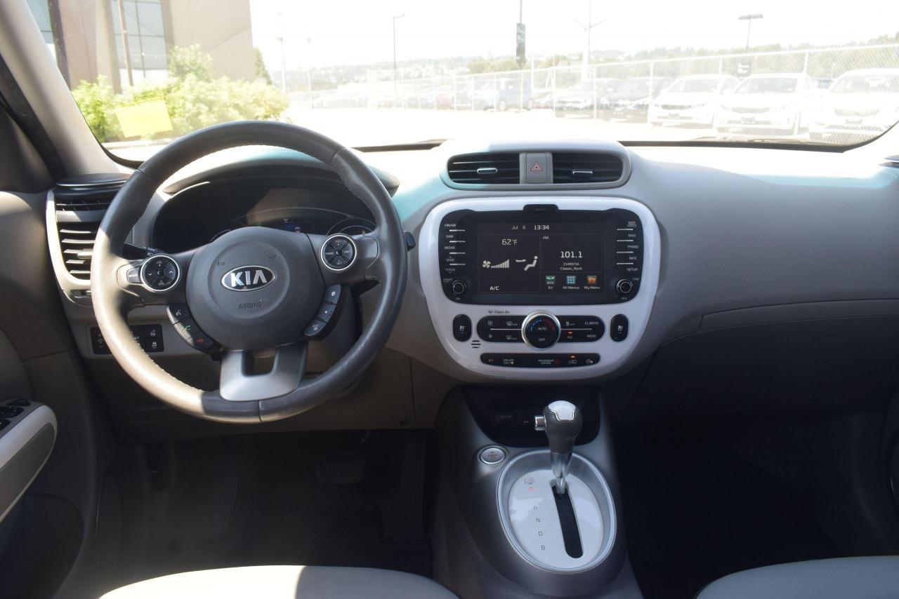 2017 Kia Soul EV Luxury