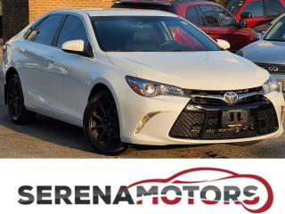 Used 2017 Toyota Camry SE | BACK UP CAM | HTD SEATS | ONE OWNER | LOW KM for sale in Mississauga, ON