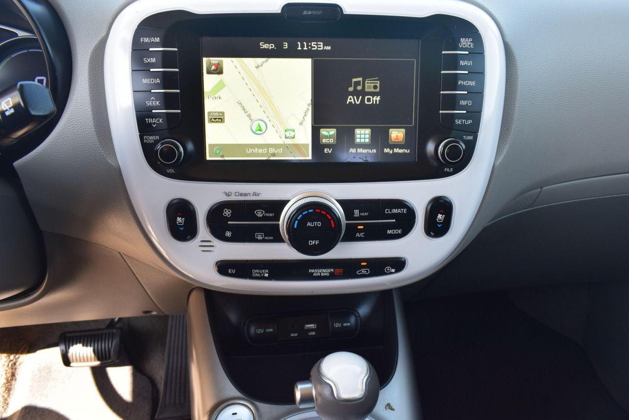 2016 Kia Soul EV Luxury