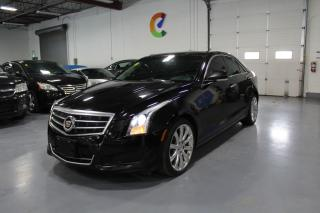 Used 2013 Cadillac ATS Luxury for sale in North York, ON