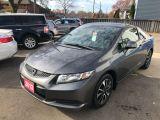 Photo of Gray 2013 Honda Civic