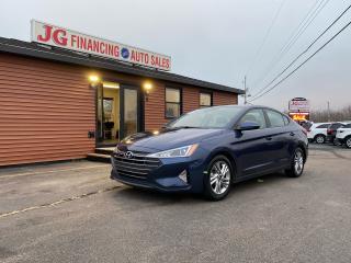 Used 2019 Hyundai Elantra Preferred for sale in Millbrook, NS