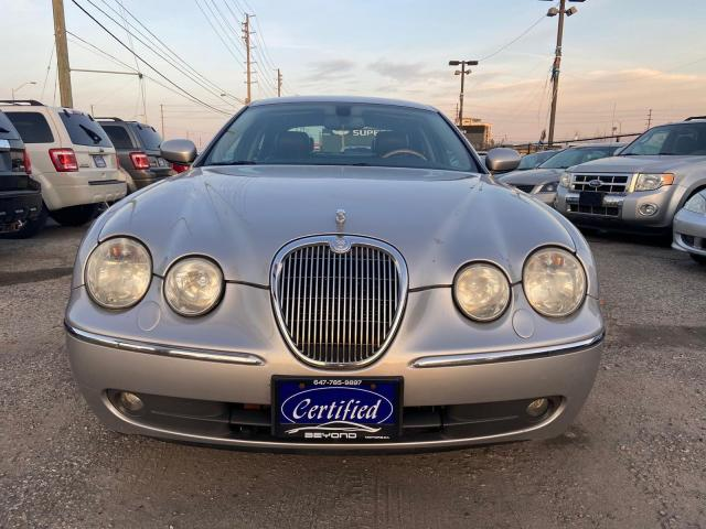 2005 Jaguar S-Type CLIMATE CONTROL, POWER WINDOWS, POWER LOCKS