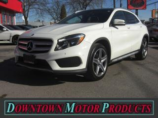 Used 2015 Mercedes-Benz GLA GLA 250 4MATIC for sale in London, ON