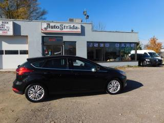 Used 2015 Ford Focus Titanium for sale in London, ON