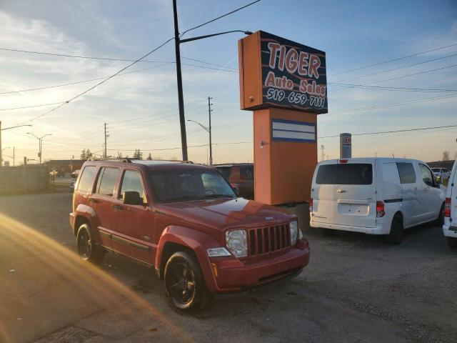 2009 Jeep Liberty Sport**ONLY 162KMS**4X4**AS IS SPECIAL